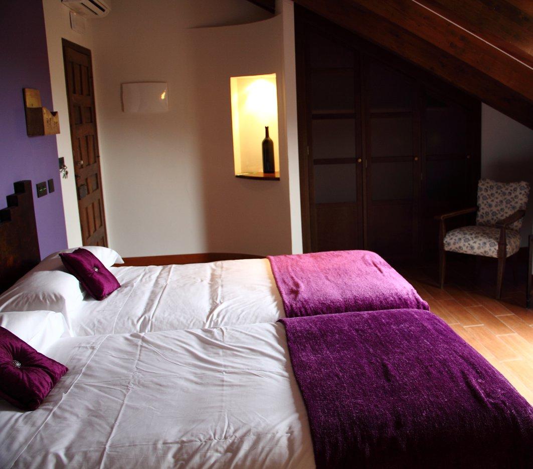 habitacion-hotel-superior-acogedor-valladolid