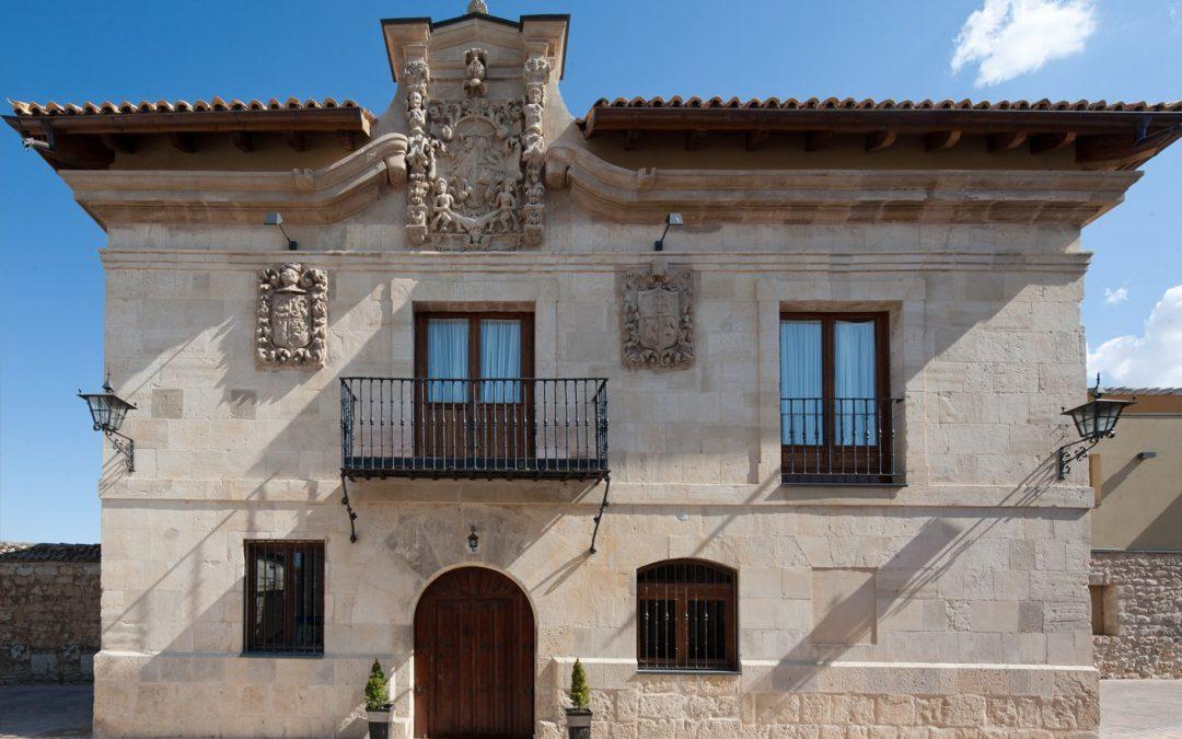 Concejo Hospedería elegido mejor hotel del vino de España 2016